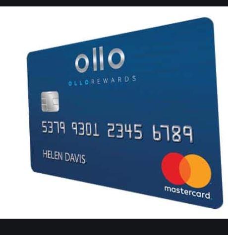 Ollo Rewards Mastercard