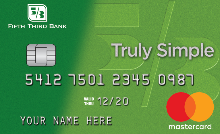Truly Simple Credit Card