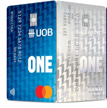 UOB One Credit Card