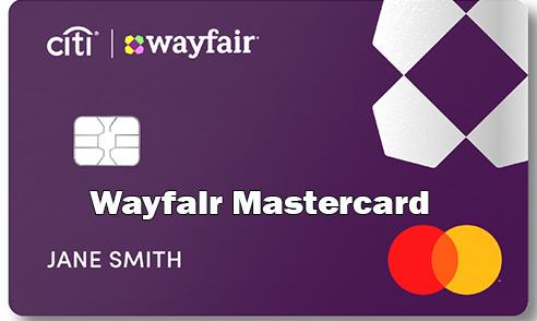 Wayfair Mastercard
