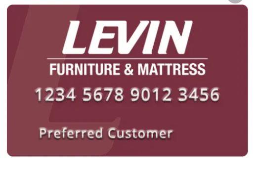 Levin Credit Card
