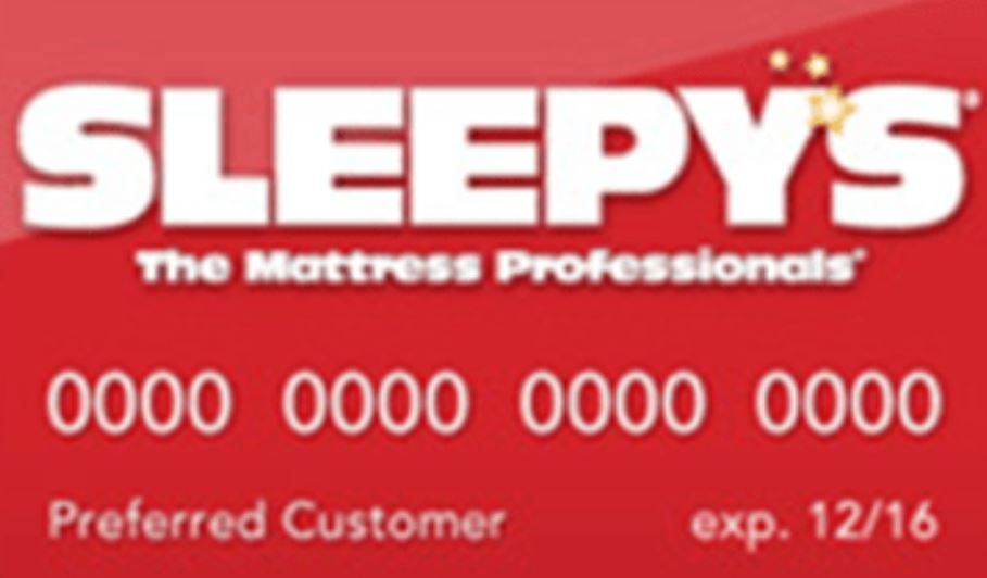 Sleepy's Credit Card