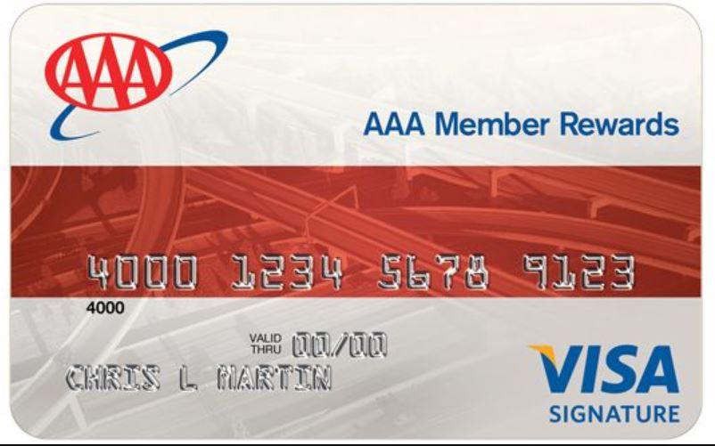 AAA Credit Card Application